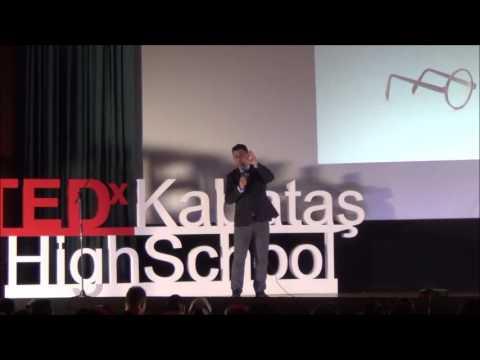 Dilim Savımın Sınırıdır   Anooshirvan Miandji   TEDxKabataşHighSchool