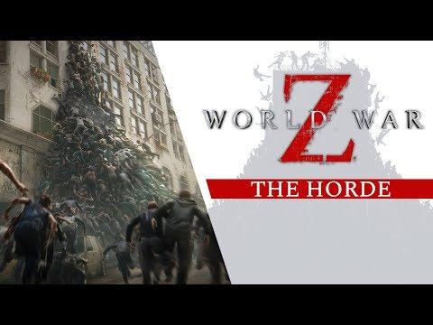 World War Z gameplay trailer