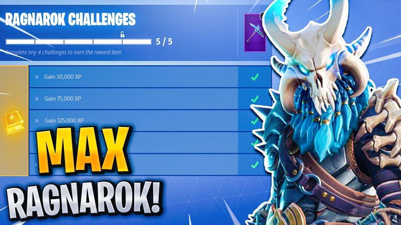 Ragnarok Fully Upgraded Stage 5 Unlocked Level 80 Max Ragnarok