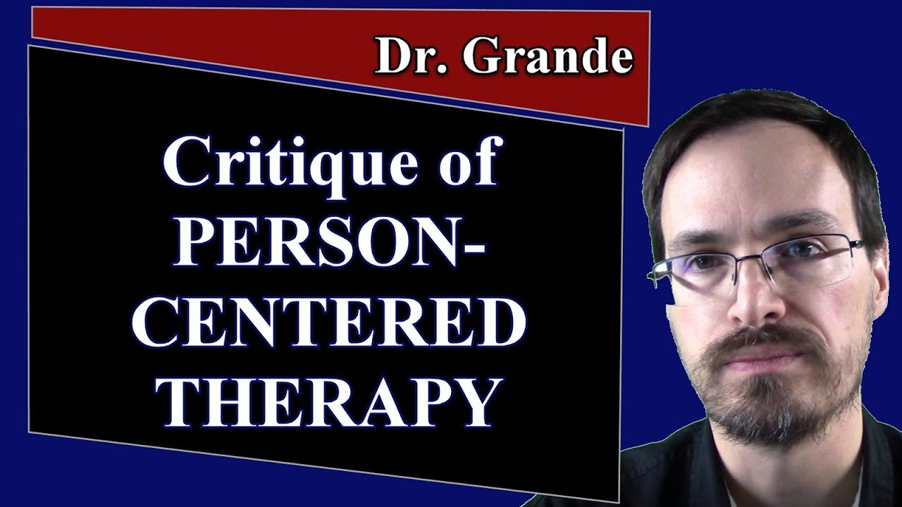 advantages and disadvantages of person centered therapy