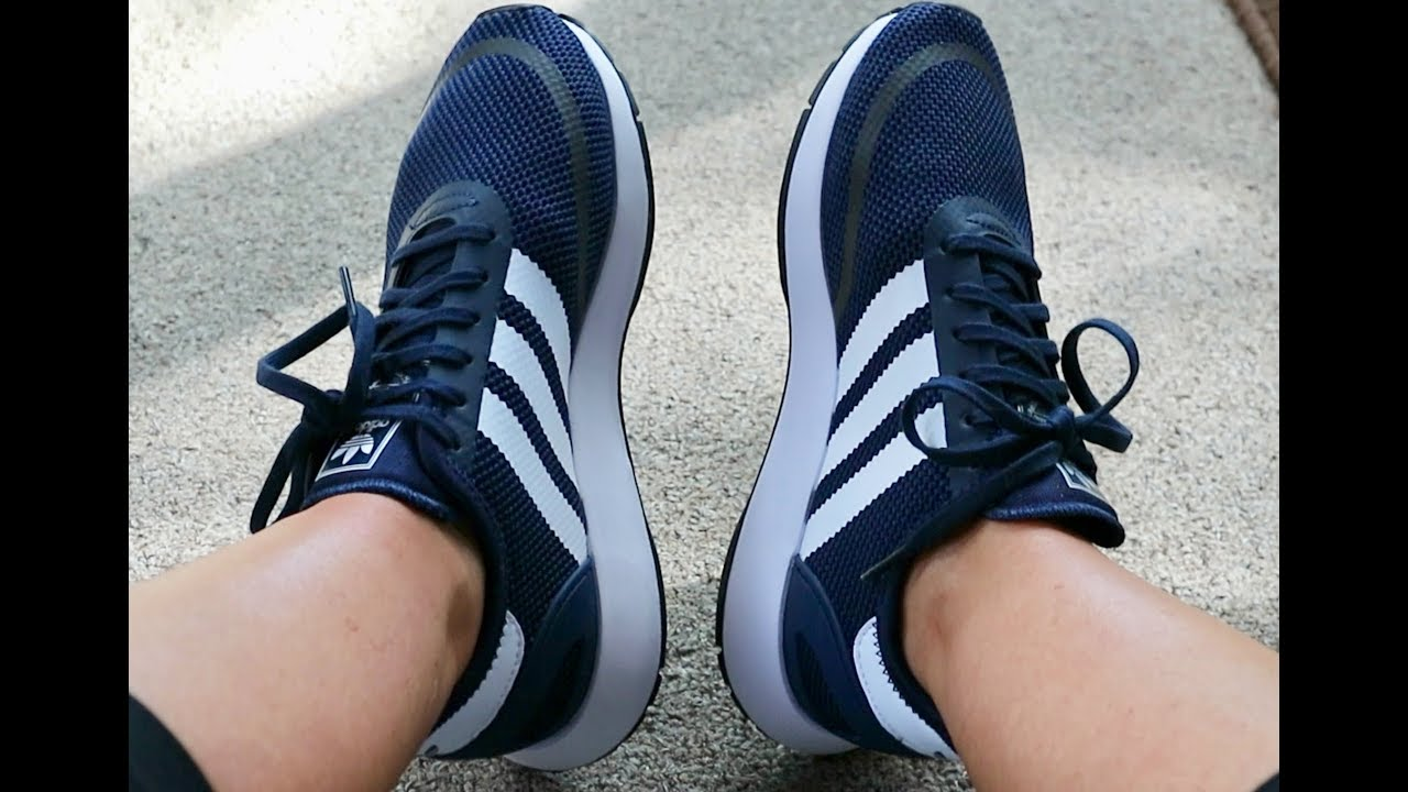 online store f4bfd cffea Adidas Originals N-5923 Review  On Feet  Upclose Look