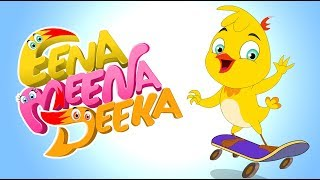 Funny Animated Cartoon Compilation 2018 | Eena Meena Deeka | New episode -  Movie Mania