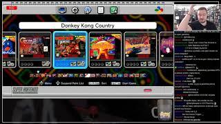 Wszystkie gry SNES-a Mini!