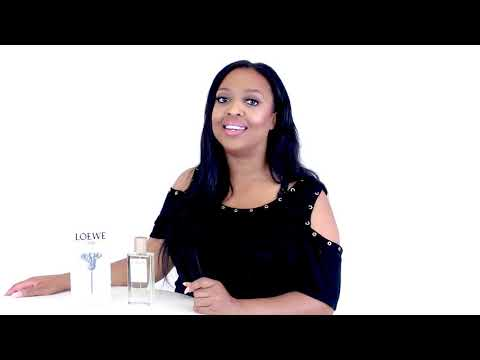 Loewe 001 Woman Perfume Review