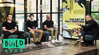 "Jesse Eisenberg, Alessandro Nivola & Riley Stearns On The Film, ""The Art Of Self-Defense"""