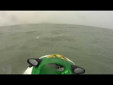 Extreme sea weather  for Jet Ski in kuwait