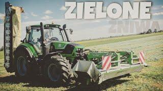 Zielone Żniwa 2018 || ŻYTO ||AGRO Wiesniak™ / Green Harvest 2018 || Rye ||
