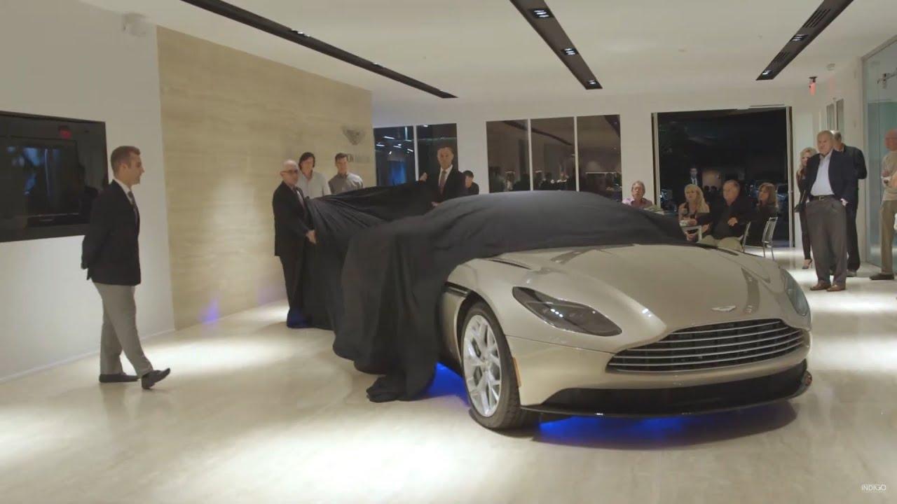 2019 Aston Martin Db11 Volante Aston Martin Rancho Mirage Indigo Auto Group Youtube