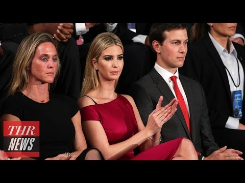 "Ivanka Trump Gets West Wing Office, Brand Sued Over ""Unfair Competition"" 
