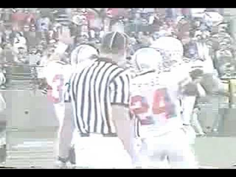 forget who made this for me. rob kelly #34 ohio state buckeyes highlights.