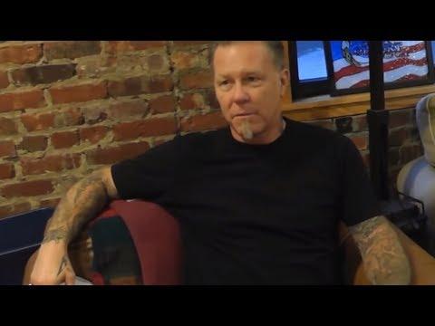 Metallica Frontman James Hetfield Enters Rehab, Band Cancels Upcoming Tours