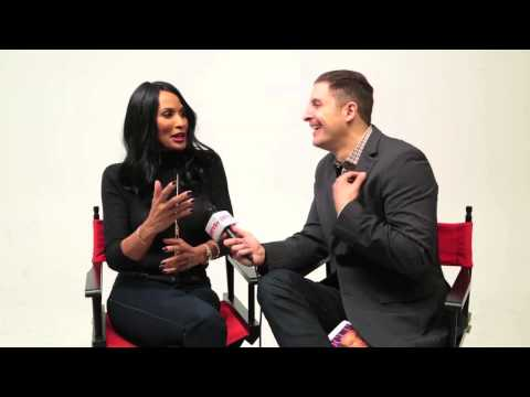 """Beverly Johnson Discusses """"The Face That Changed It All"""""""
