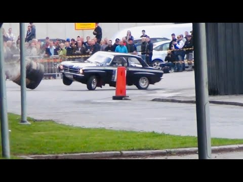 Midnattssolsrallyt 2014 SS1 | Historic Rally