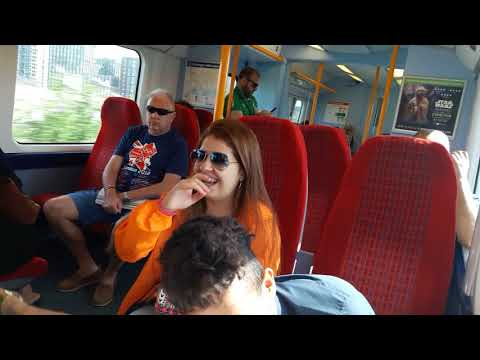 Cover~ 'Hello' by Adele: on the train thanks to Saudi Arabia and Brazil