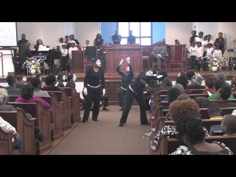 I Almost Let Go - CGBC Silent Expressions Mime Ministry