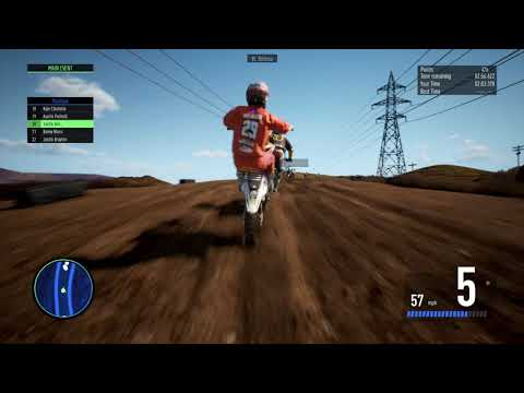 Let's play Monster Energy Supercross - The Official Videogame 3 |