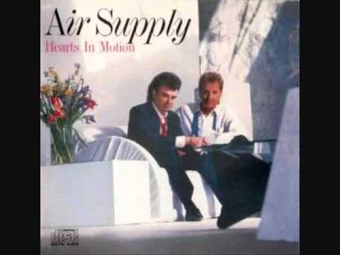 Air Supply Time For Love Karaoke