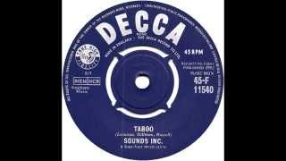 Sounds Incorporated - Taboo (tabú, Margarita Lecuona)