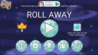 Roll Away Android Gameplay