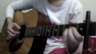 Cover guitar Cha già rồi đúng không & Dạ cổ hoài lang- Thu acoustic