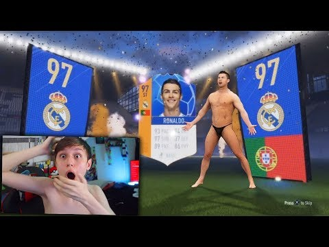 FIFA 18  HAVE YOU EVER SEEN A WALKOUT DO THIS?!