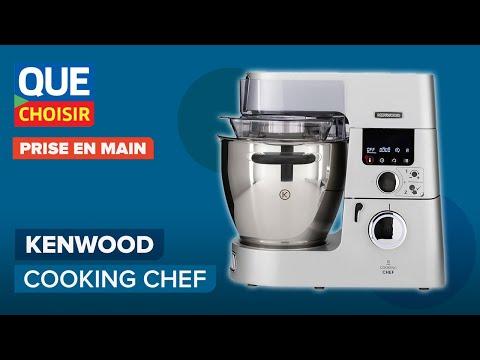 Le companion de moulinex doovi for Cooking chef vs thermomix