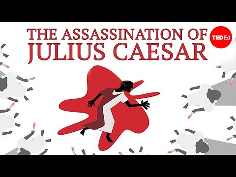 The great conspiracy against Julius Caesar - Kathryn Tempest