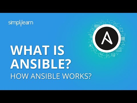 What Is Ansible? | How Ansible Works? | Ansible Tutorial For Beginners | DevOps Tools | Simplilearn