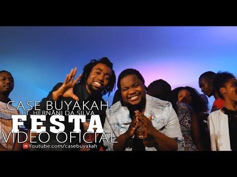 Case Buyakah- Festa ft. Hernâni da Silva (Official Video) UHD 4K