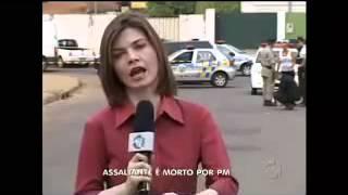 Nilce Moretto aparece em reportagem antiga
