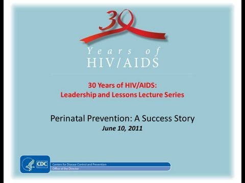 Perinatal Prevention: A Success Story
