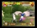 Naruto shippuden ultimate ninja 5 sasuke curse mark vs orochimaru