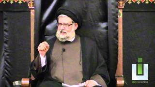 Divine Appointments; Knowledgeable Guides for the Ummah - Maulana Syed Muhammad Rizvi