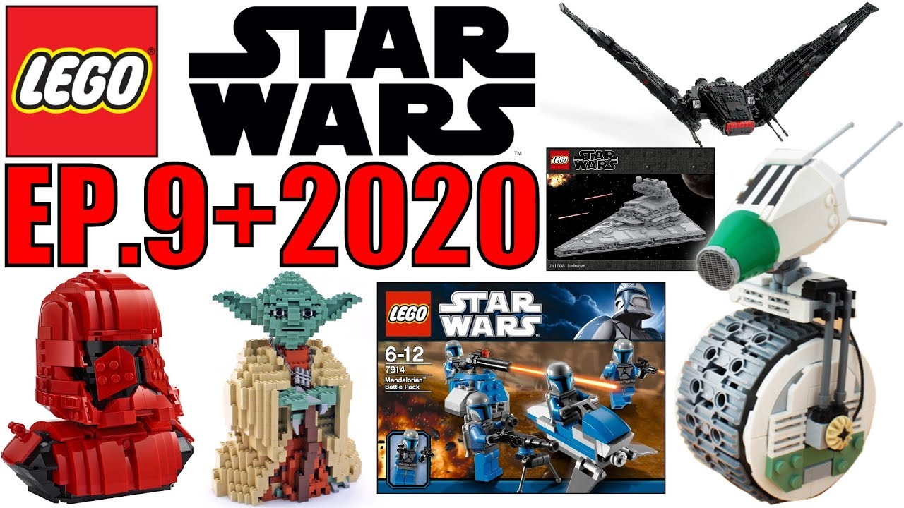 Lego Star Wars Episode 9 The Rise Of Skywalker 2020 Set Rumors Everything We Know Youtube