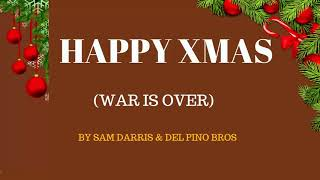 WAR IS OVER  happy xmas john lennon 1971