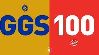 GGS vs. 100 - NA LCS Week 4 Match Highlights (Summer 2018)