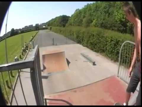 Llantwit Major Go Skateboarding Day 2014