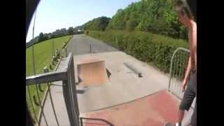 Llantwit Major Go Skateboarding Day 2014