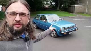 Real Road Test: 1979 Mitsubishi Colt (Mirage) 1400 GLX - it's ace!