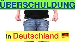 Leben auf PUMP? – Schulden in Deutschland   #BesserWissen