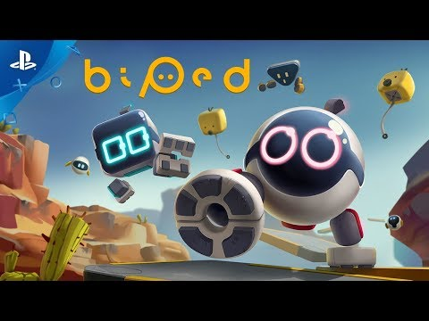 Biped | Gameplay Trailer | PS4