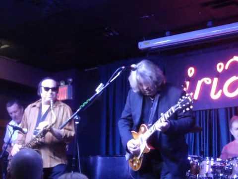 Mick Taylor ~ Cant You Hear Me Knocking ~ Iridium Jazz Club, NYC ~ May 12, 2012