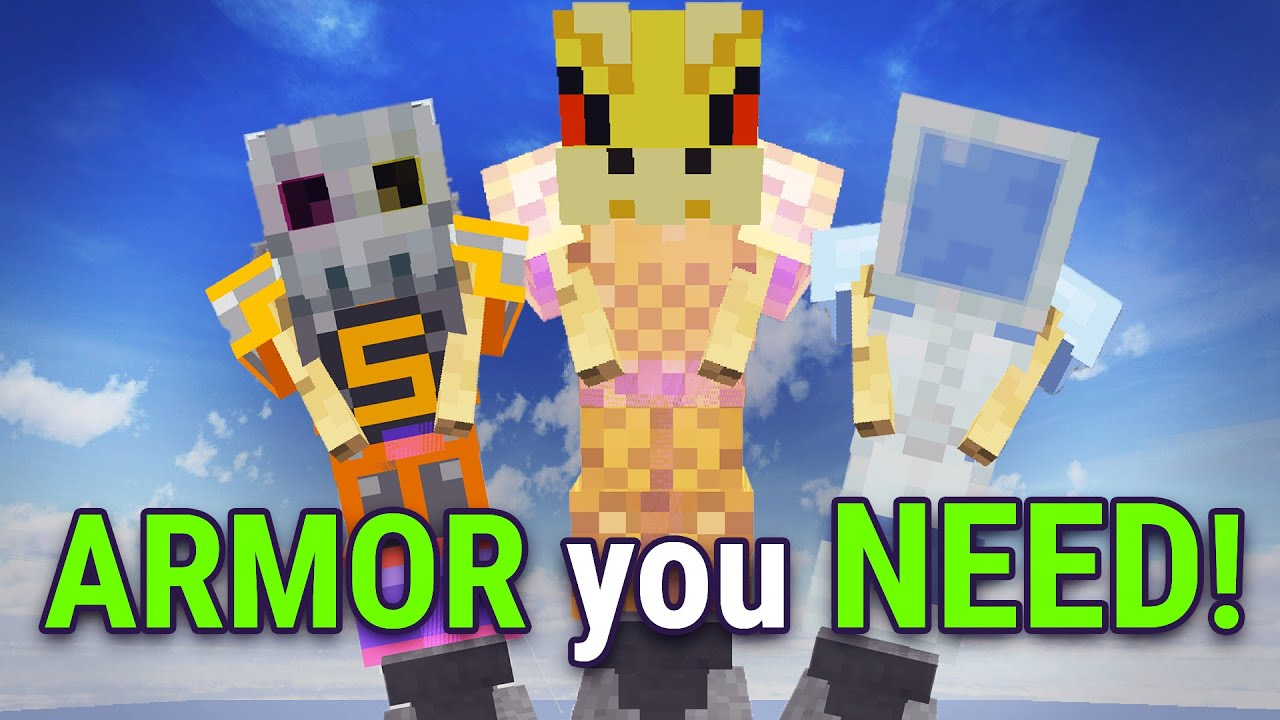 You NEED These Armor (Hypixel Skyblock)