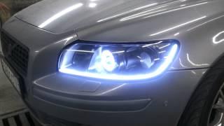 Доработка оптики Volvo