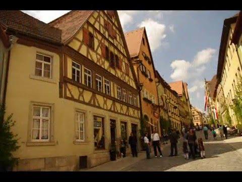 Fotos de: Alemania - Rothenburg - Ciudad Medieval