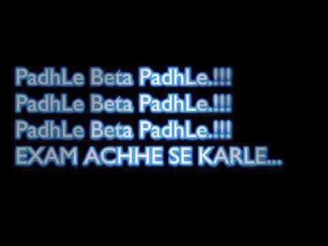 Padh Le Beta Padh Le| Funny Rap Song