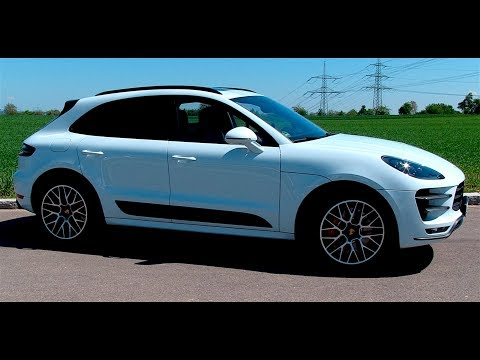 Porsche Macan Turbo With Performance Pack review