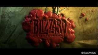 Diablo 3 Walkthrough - part 1 Full game 1080p Max settings Story Walkthrough D3 D III