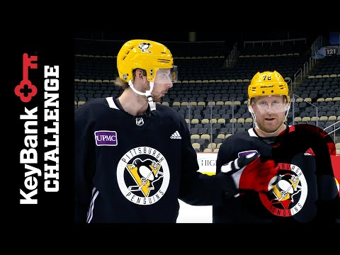 Patric Hornqvist Vs. Marcus Pettersson: KeyBall | Pittsburgh Penguins