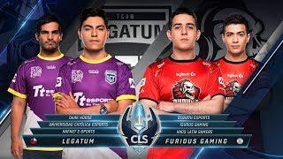 Copa Latinoamérica Sur Apertura - S2D2